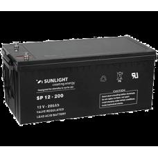 Акумулатор - гелов акумулатор SUNLIGHT 12V/ 200Аh